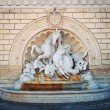 Stock Photo: Fountain of Pincio. Bologna, Italy.