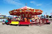 Coney îles wonder wheel — Photo