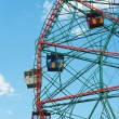 Stock Photo: NEW YORK - JUNE 27: Coney Island