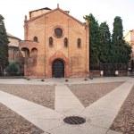 Saint Stephen square, Bologna, Italy. — Stock Photo
