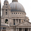 St. Pauls Cathedral in London, UK — Stock Photo