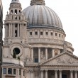 St. Pauls Cathedral in London, UK - Stock Photo