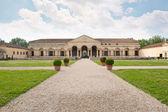 Palazzo Te facade, Mantua, Italy — Stock Photo