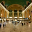 NEW YORK CITY - JUNE 26: Main hall of Grand Central Station June - Stock Photo