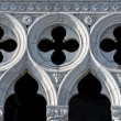 Medieval architectural design of the Doges Palace. Venice, Italy — Stock Photo