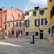 Typical street of Venice, Italy — Stock Photo #15375693