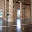 Interior view of the Old Silk Exchange (Lonja de la Seda), Valenia, Spain - Stock Photo
