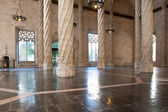 Interior view of the Old Silk Exchange (Lonja de la Seda), Valenia, Spain — Stock Photo