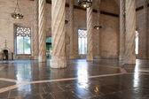 Interior view of the Old Silk Exchange (Lonja de la Seda), Valenia, Spain — Stock Photo