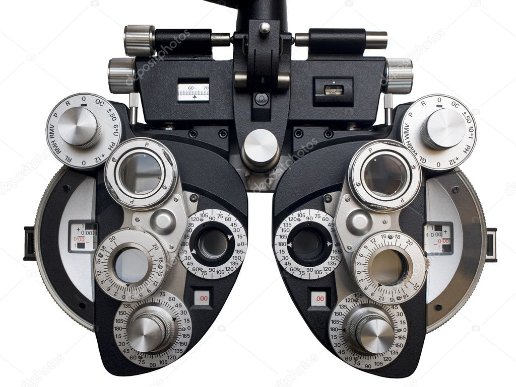 Optometrist diopter. W...