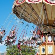 Stock Photo: NEW YORK - JUNE 27: Coney Islands fairground attraction