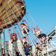 NEW YORK - JUNE 27: Coney Islands fairground attraction - Stock Photo