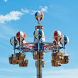 NEW YORK - JUNE 27: Coney Islands park attraction - Stock Photo