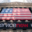 NEW YORK CITY - JUNE 29: The New york Stock Exchange — Stock Photo