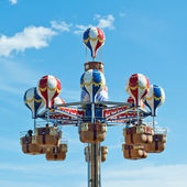 NEW YORK - JUNE 27: Coney Islands park attraction — Stock Photo