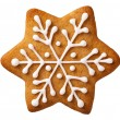 Christmas Gingerbread — Stock Photo