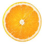 橙色切片 — 图库照片