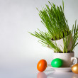 图库照片: Easter Composition