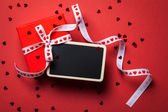 Valentines Day Composition — Stock Photo