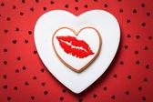 Valentine Cookie — Photo