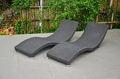 Dos sillas — Foto de Stock