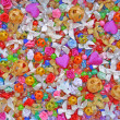 colorful beads — Stock Photo #33752957