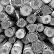 Stock Photo: Timbers