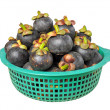 Mangosteens — Stock Photo