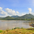 Stock Photo: Khong river