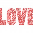 Love — Vector de stock #33866409