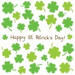 Happy Saint Patrick s Day — Stock Vector