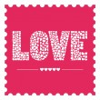 Love Card — Stock Vector #33884517