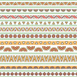 Seamless multicolor pattern — Stockvektor