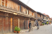 Travel in Chiang Khan — Photo