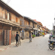 Travel in Chiang Khan — Stock Photo