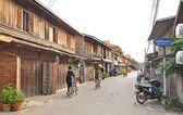 путешествие в чан хан — Стоковое фото