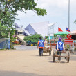 Thai - Laos border — Stock Photo