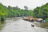 View of the River Kwai — Stock Photo