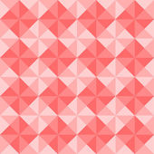 Red triangle pattern1 — Stock Photo
