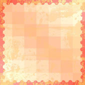 Orange abstract background1 — Stock Photo