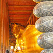 Reclining Buddha at Wat Pho — Stock Photo #46323541