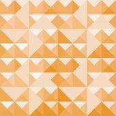 Turuncu üçgen background7 — Stok Vektör