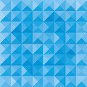 μπλε τρίγωνο background3 — 图库矢量图片