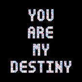 Jesteś moją destiny1 — Wektor stockowy