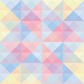 Triângulo colorido background9 — Vetor de Stock