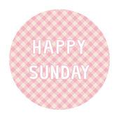 Happy Sunday background4 — Vector de stock