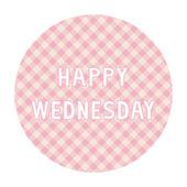 Happy Wednesday background4 — Vector de stock