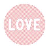 LOVE letter4 — Stockvector