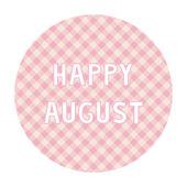 快乐 8 月 background4 — 图库矢量图片