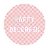 Happy December background4 — Stock Vector